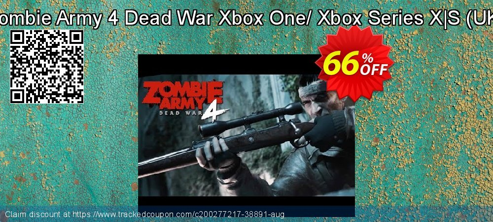 Zombie Army 4 Dead War Xbox One/ Xbox Series X|S - UK  coupon on Father's Day discounts