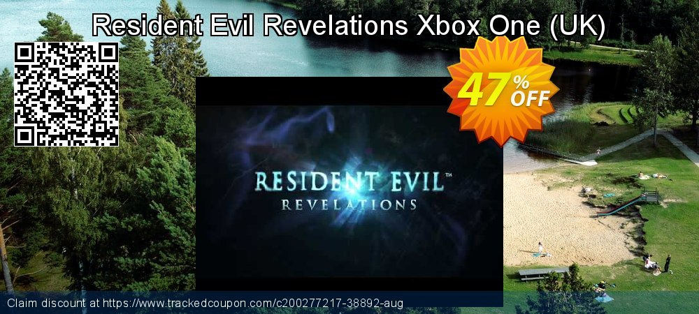Resident Evil Revelations Xbox One - UK  coupon on National Cheese Day promotions
