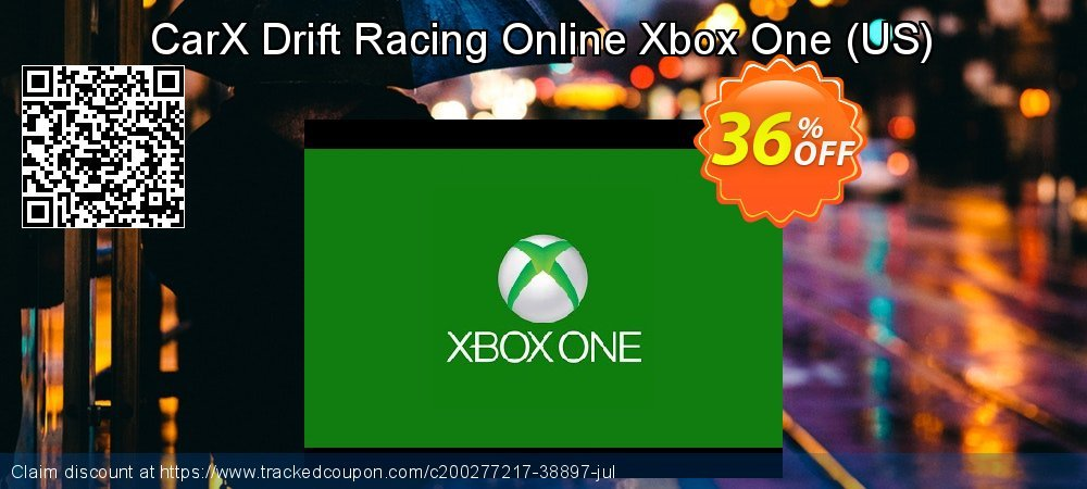 CarX Drift Racing Online Xbox One - US  coupon on Social Media Day offering discount