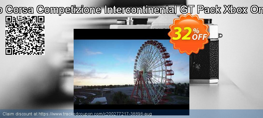 Assetto Corsa Competizione Intercontinental GT Pack Xbox One - UK  coupon on World Oceans Day offering sales