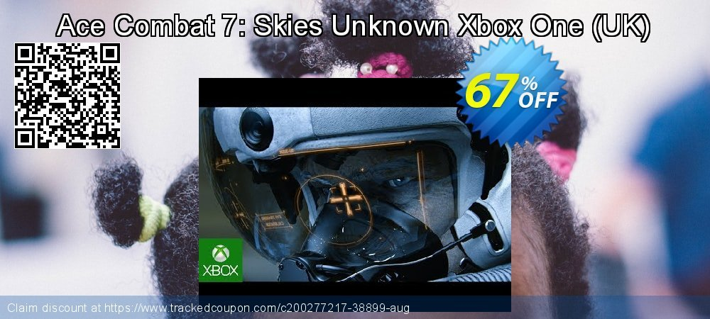 Ace Combat 7: Skies Unknown Xbox One - UK  coupon on National Kissing Day super sale