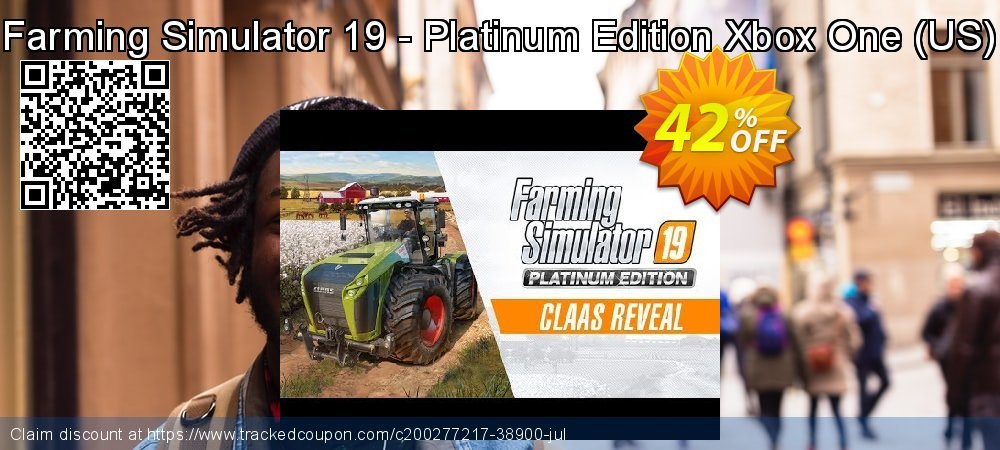 Farming Simulator 19 - Platinum Edition Xbox One - US  coupon on World Day of Music discounts
