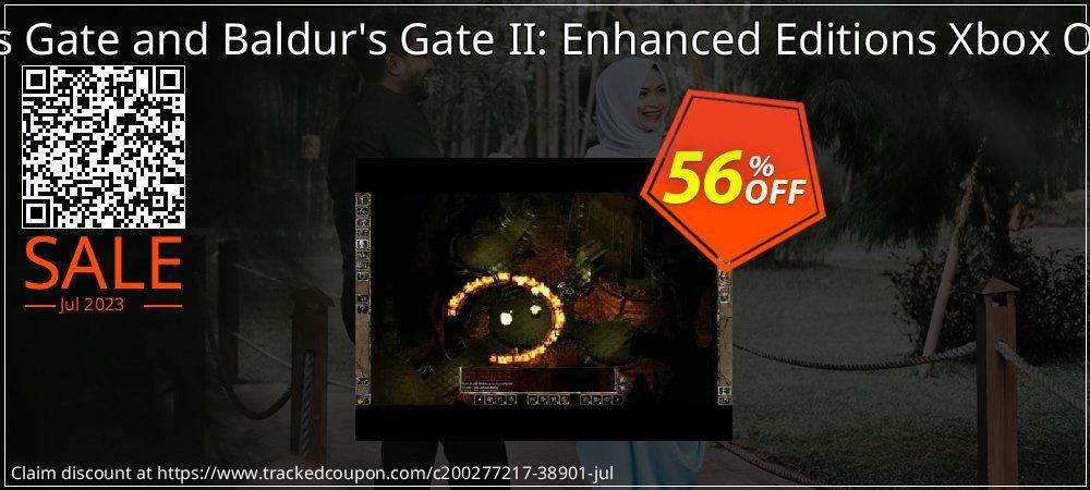 Baldur's Gate and Baldur's Gate II: Enhanced Editions Xbox One - UK  coupon on Hug Holiday promotions