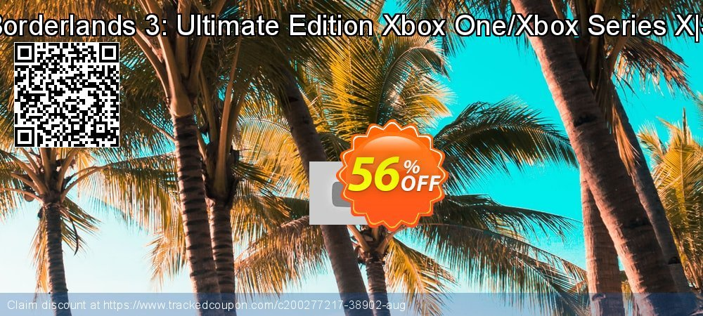 Borderlands 3: Ultimate Edition Xbox One/Xbox Series X S coupon on Camera Day sales