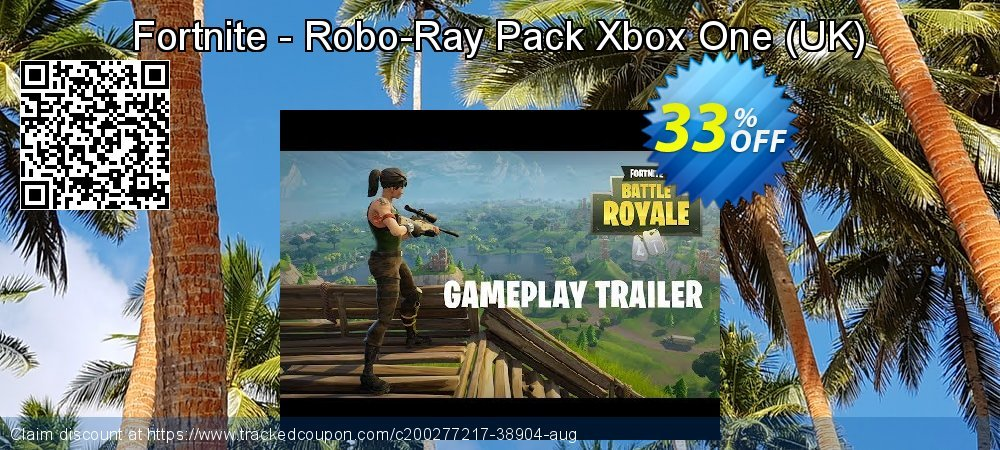 Fortnite - Robo-Ray Pack Xbox One - UK  coupon on Father's Day offer