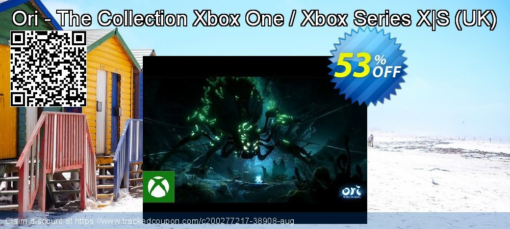 Ori - The Collection Xbox One / Xbox Series X|S - UK  coupon on Egg Day super sale