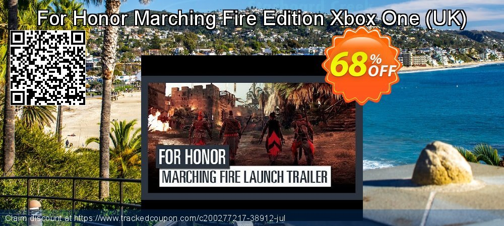 For Honor Marching Fire Edition Xbox One - UK  coupon on National Kissing Day deals