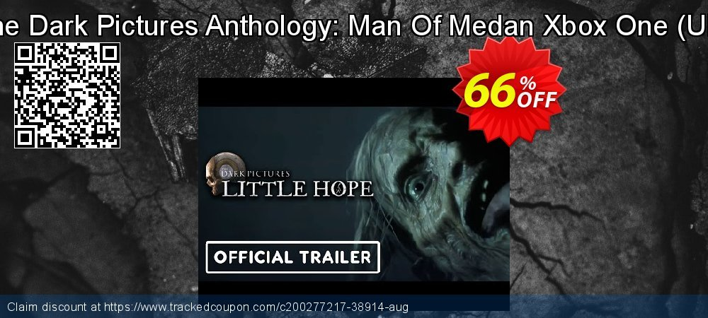 The Dark Pictures Anthology: Man Of Medan Xbox One - UK  coupon on Hug Holiday discount