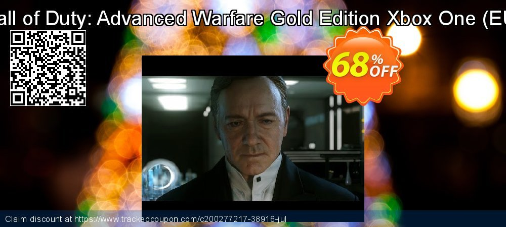 Call of Duty: Advanced Warfare Gold Edition Xbox One - EU  coupon on Summer offering sales