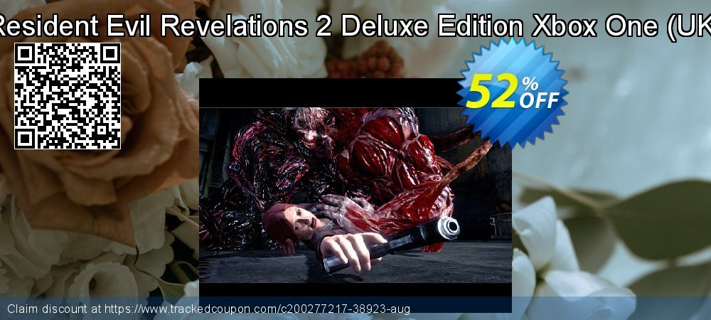 Resident Evil Revelations 2 Deluxe Edition Xbox One - UK  coupon on Social Media Day discount
