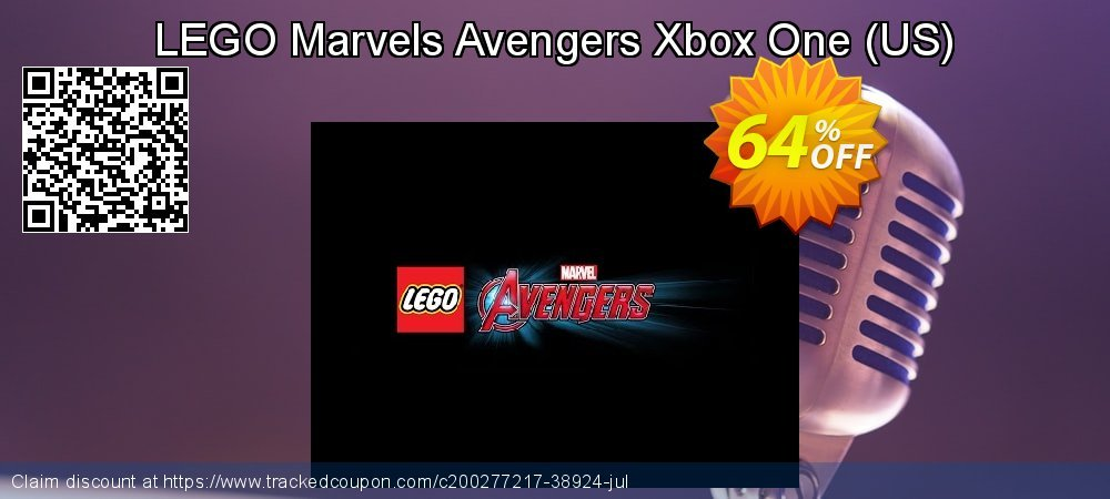 LEGO Marvels Avengers Xbox One - US  coupon on World Oceans Day offering discount
