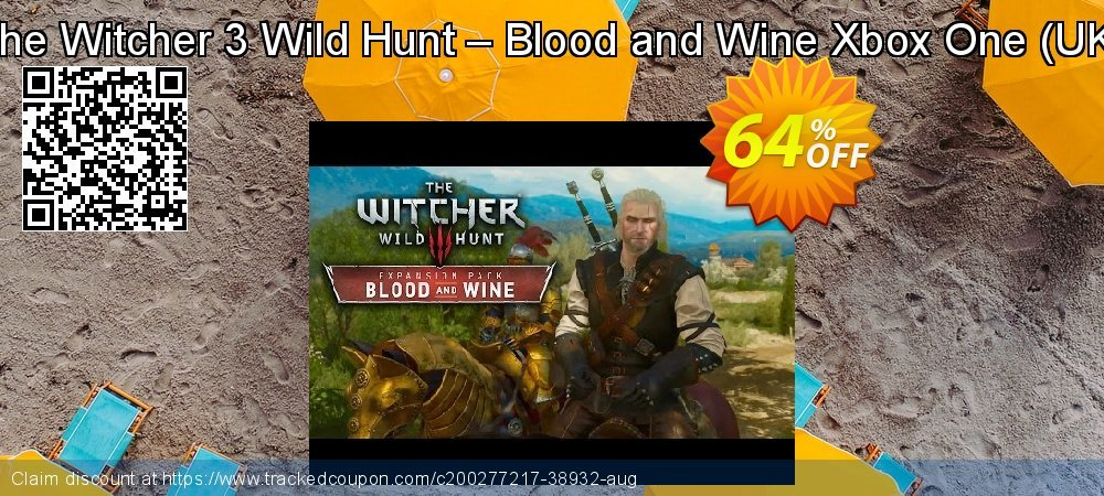 The Witcher 3 Wild Hunt – Blood and Wine Xbox One - UK  coupon on World Bicycle Day discount