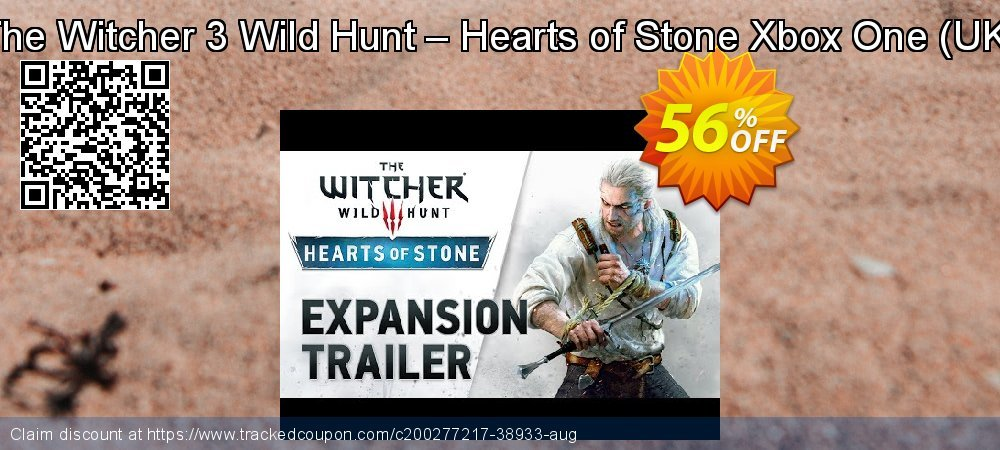 The Witcher 3 Wild Hunt – Hearts of Stone Xbox One - UK  coupon on World Milk Day offering discount