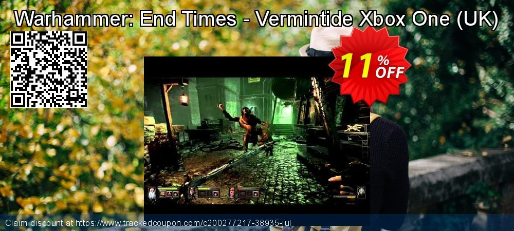 Warhammer: End Times - Vermintide Xbox One - UK  coupon on World Bicycle Day super sale
