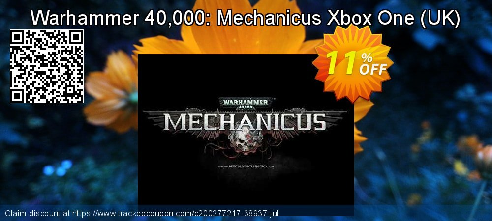 Warhammer 40,000: Mechanicus Xbox One - UK  coupon on World Oceans Day promotions