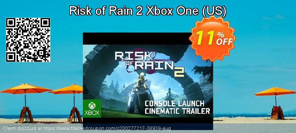 Risk of Rain 2 Xbox One - US  coupon on World Day of Music deals