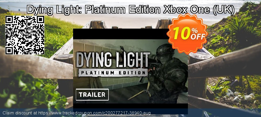 Dying Light: Platinum Edition Xbox One - UK  coupon on Hug Holiday offer