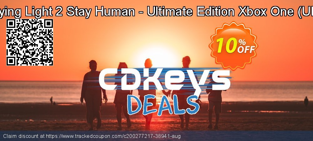 Dying Light 2 Stay Human - Ultimate Edition Xbox One - UK  coupon on Camera Day discount