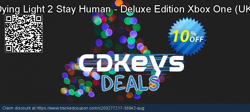 Dying Light 2 Stay Human - Deluxe Edition Xbox One - UK  coupon on Summer offering discount