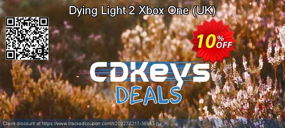 Dying Light 2 Xbox One - UK  coupon on Father's Day offering sales