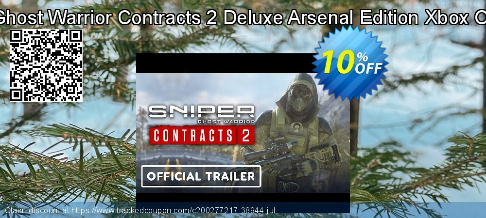 Sniper Ghost Warrior Contracts 2 Deluxe Arsenal Edition Xbox One - UK  coupon on National Cheese Day super sale