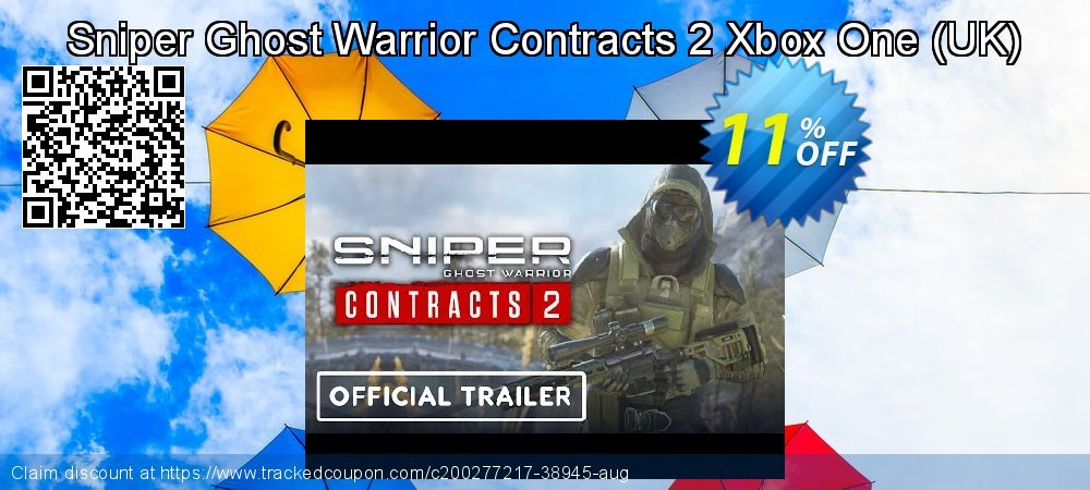 Sniper Ghost Warrior Contracts 2 Xbox One - UK  coupon on World Bicycle Day discounts