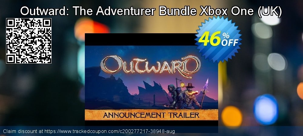 Outward: The Adventurer Bundle Xbox One - UK  coupon on World Bicycle Day deals