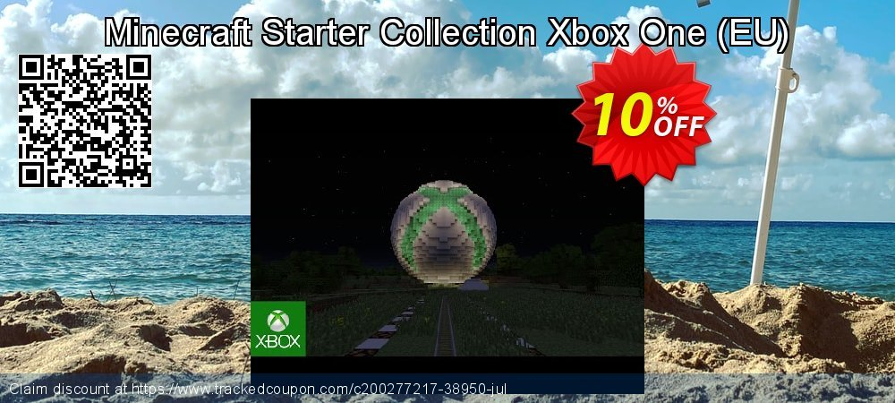 Minecraft Starter Collection Xbox One - EU  coupon on World Oceans Day discount