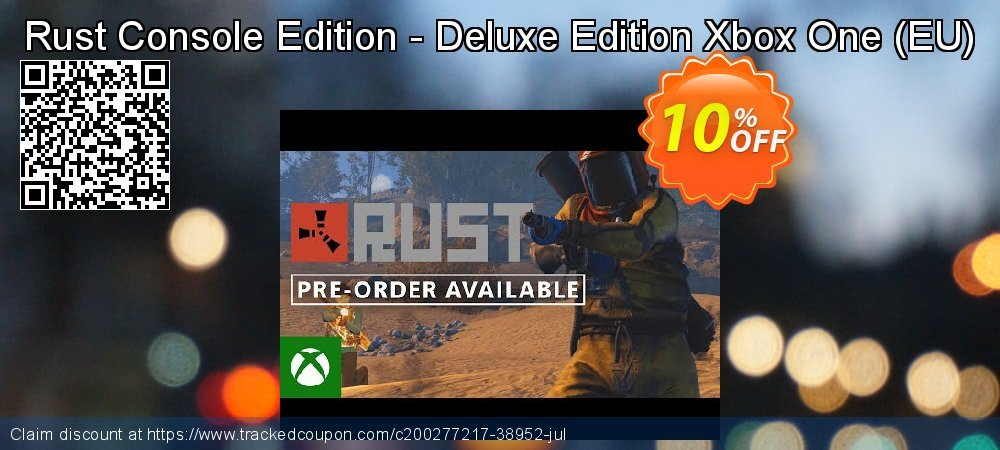 Rust Console Edition - Deluxe Edition Xbox One - EU  coupon on World Day of Music offering sales