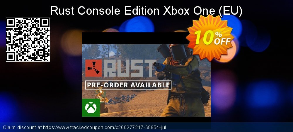 Rust Console Edition Xbox One - EU  coupon on Camera Day discounts