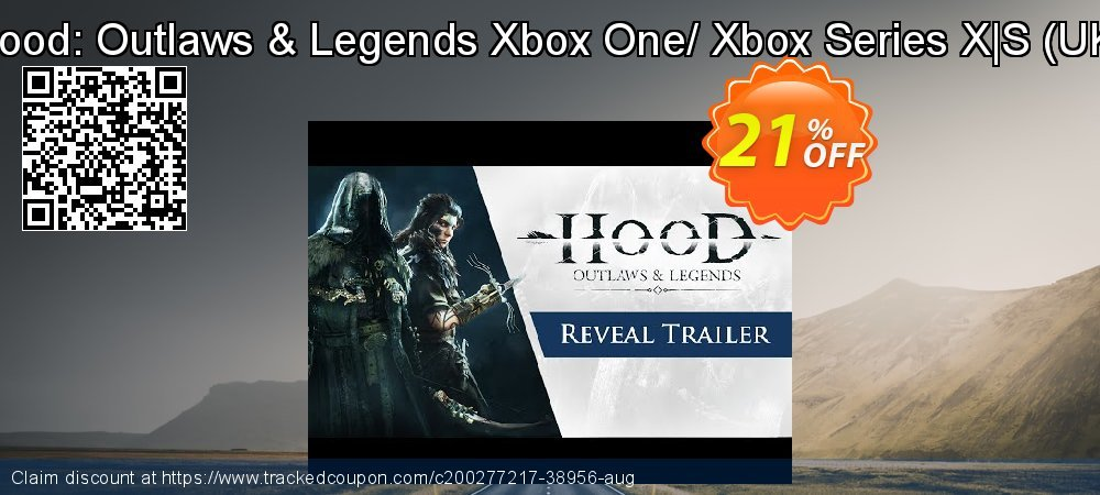 Hood: Outlaws & Legends Xbox One/ Xbox Series X|S - UK  coupon on Father's Day sales