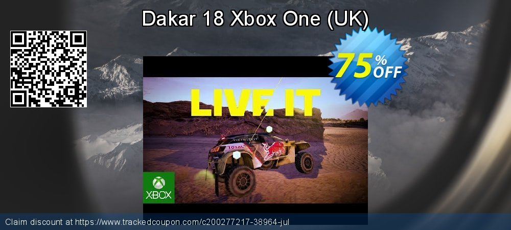Dakar 18 Xbox One - UK  coupon on National Kissing Day promotions