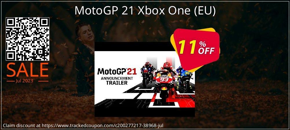 MotoGP 21 Xbox One - EU  coupon on Summer discount