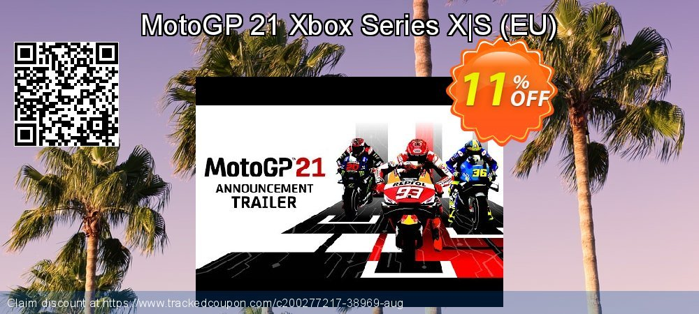 MotoGP 21 Xbox Series X S - EU  coupon on Father's Day offering discount