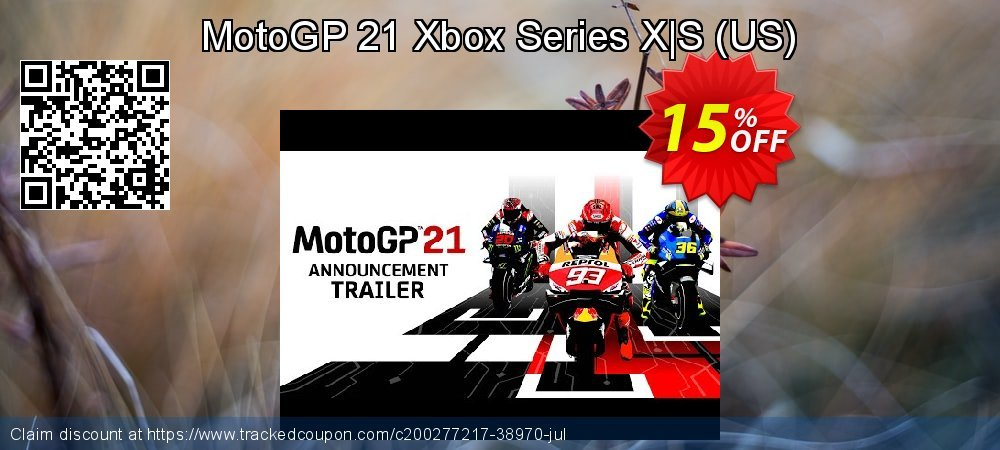 MotoGP 21 Xbox Series X S - US  coupon on National Cheese Day offering sales