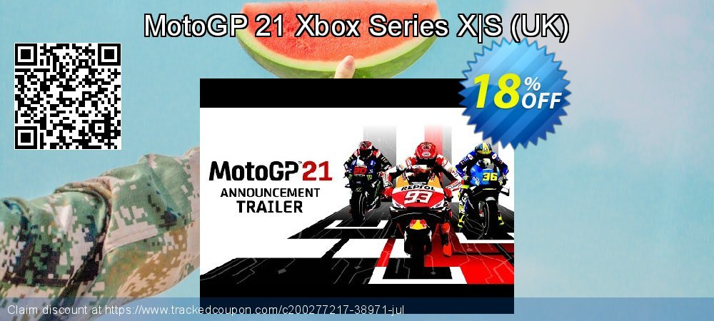MotoGP 21 Xbox Series X S - UK  coupon on World Bicycle Day super sale