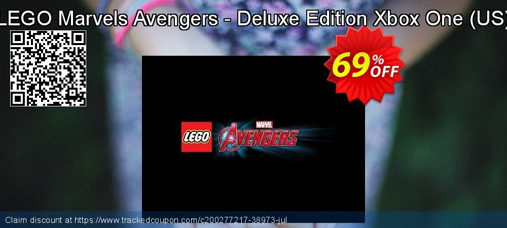 LEGO Marvels Avengers - Deluxe Edition Xbox One - US  coupon on Egg Day promotions