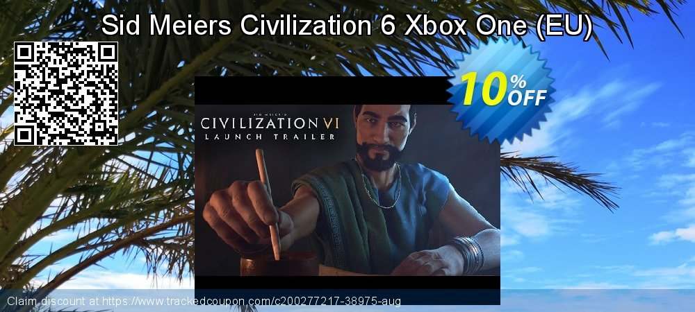 Sid Meiers Civilization 6 Xbox One - EU  coupon on Social Media Day deals