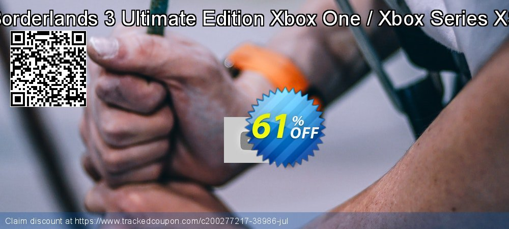 Borderlands 3 Ultimate Edition Xbox One / Xbox Series XS coupon on Egg Day discount