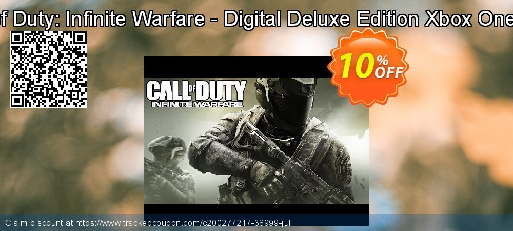 Call of Duty: Infinite Warfare - Digital Deluxe Edition Xbox One - EU  coupon on Egg Day discounts