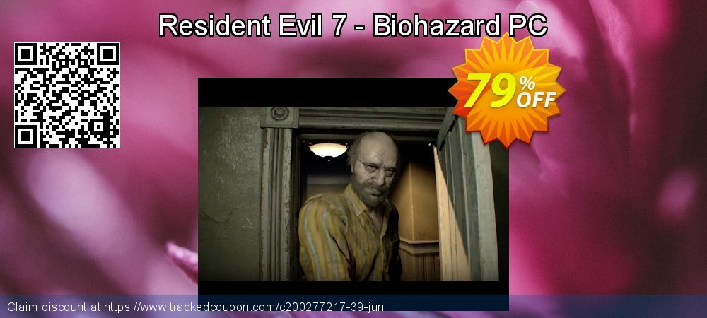 Resident Evil 7 - Biohazard PC coupon on Mothers Day discounts
