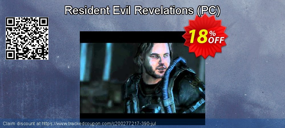 Resident Evil Revelations - PC  coupon on Back to School promotions offer