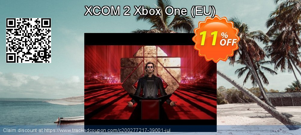 XCOM 2 Xbox One - EU  coupon on Social Media Day sales
