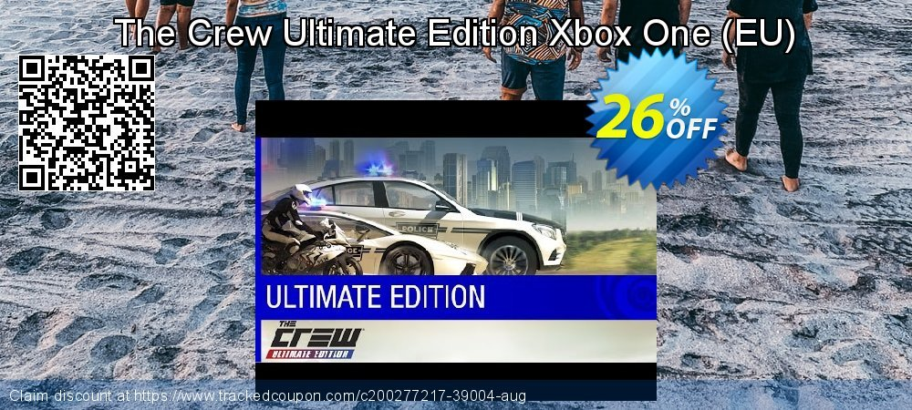The Crew Ultimate Edition Xbox One - EU  coupon on World Day of Music discount