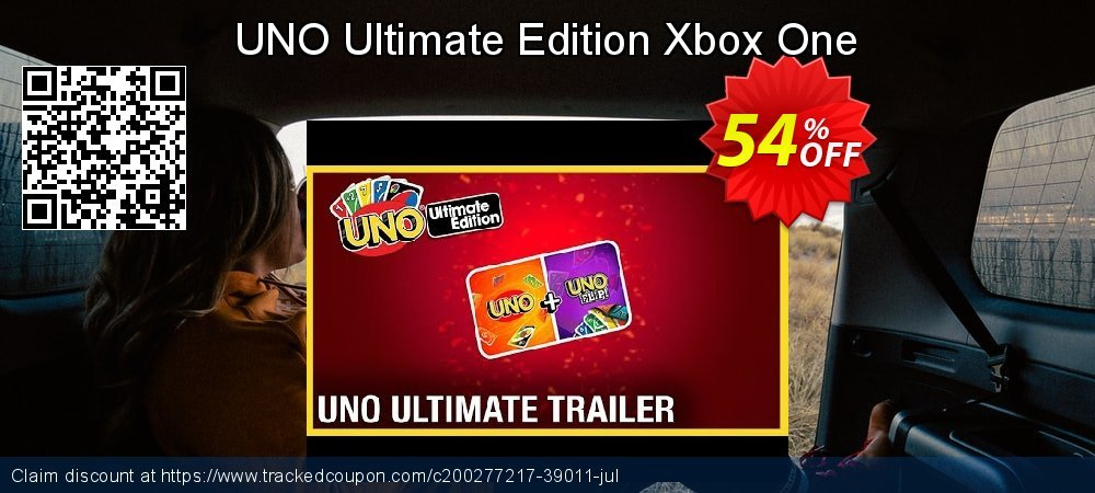 UNO Ultimate Edition Xbox One coupon on World Milk Day deals