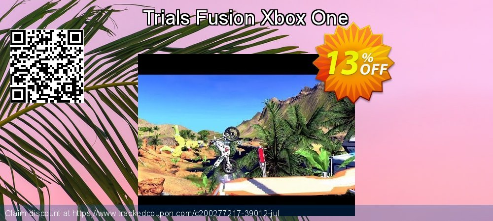 Trials Fusion Xbox One coupon on Egg Day offer
