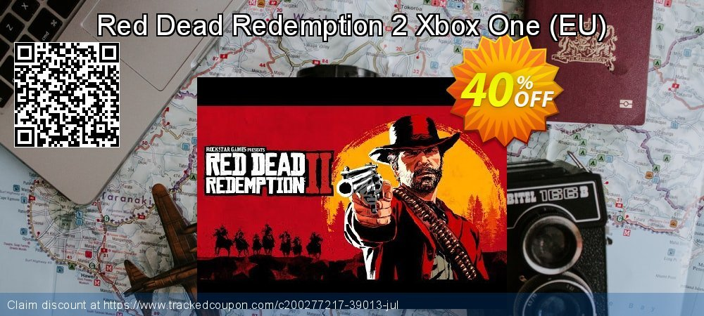 Red Dead Redemption 2 Xbox One - EU  coupon on World Bicycle Day discount