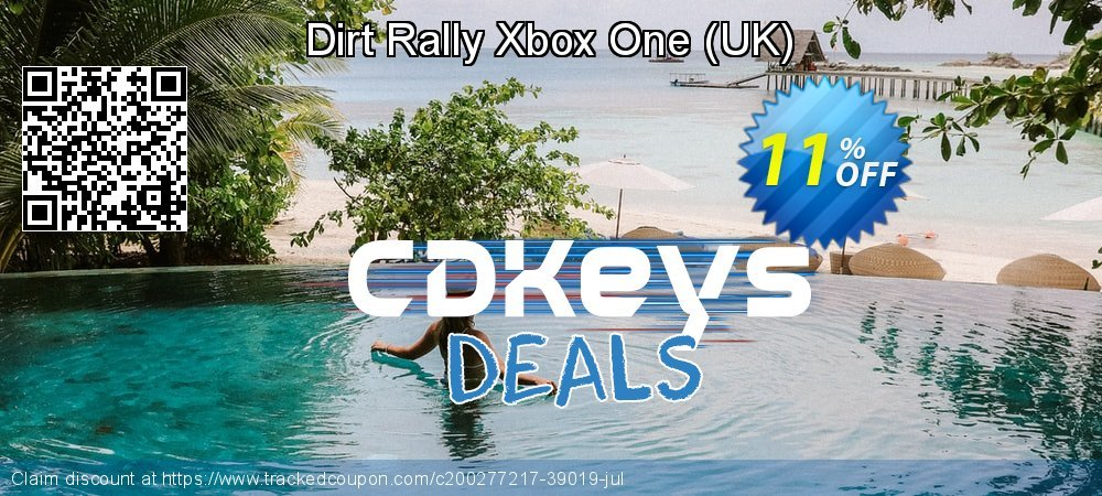 Dirt Rally Xbox One - UK  coupon on Camera Day sales