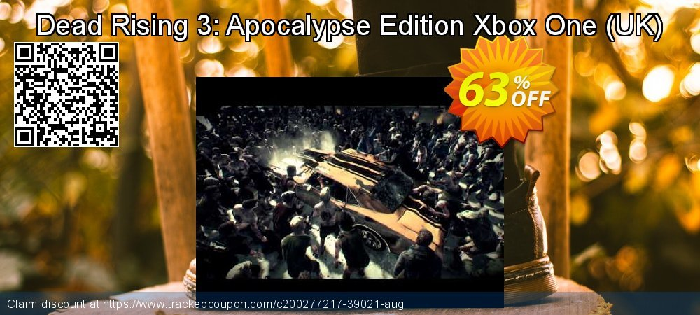 Dead Rising 3: Apocalypse Edition Xbox One - UK  coupon on Father's Day offer