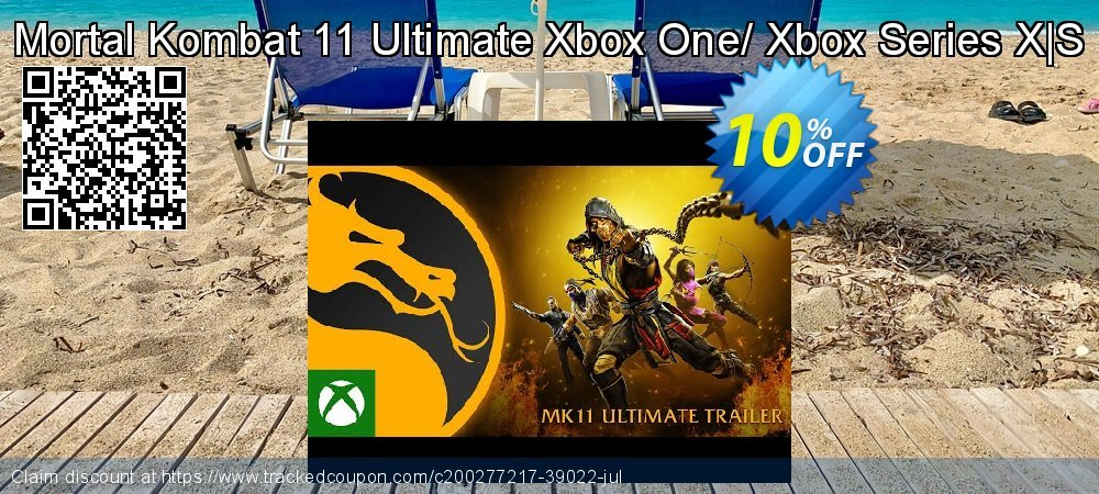 Mortal Kombat 11 Ultimate Xbox One/ Xbox Series X|S coupon on National Cheese Day discount